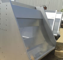 Sieve Bend Screen